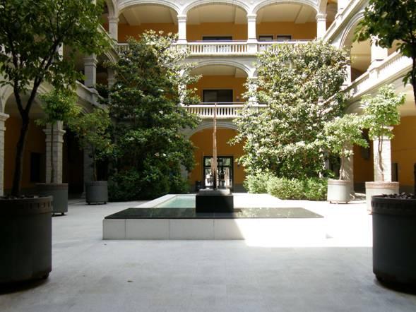 Edificio LUCIA de la Universidad de Valladolid